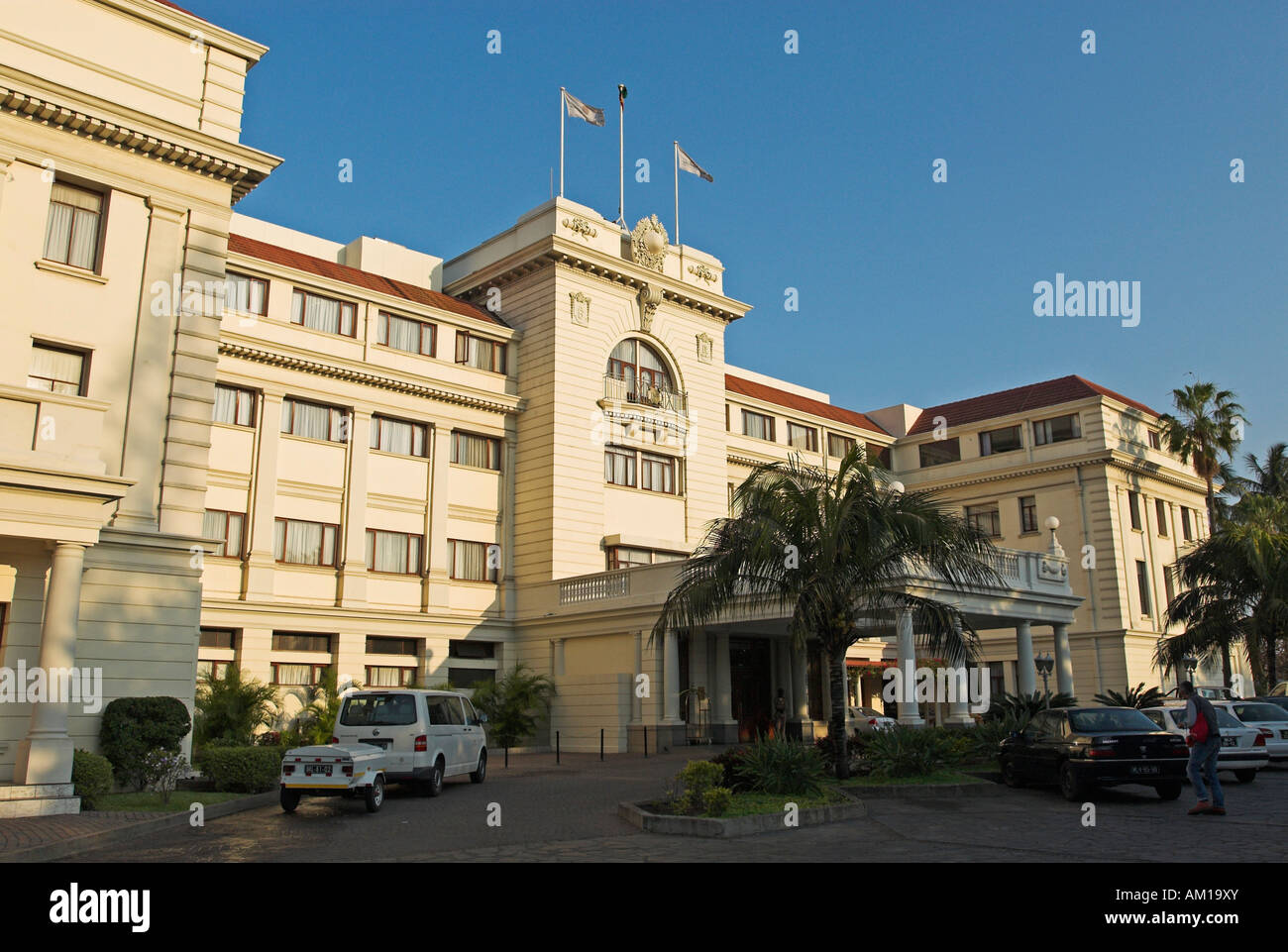 Hotel Polana Maputo Mozambique Africa Stock Photo Royalty Free - Hotel africa i maputo