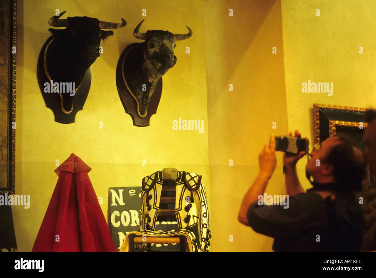 Bullring Museum Ronda Malaga Province Andalusia Region Spain Stock  # Muebles Rondenos En Ronda