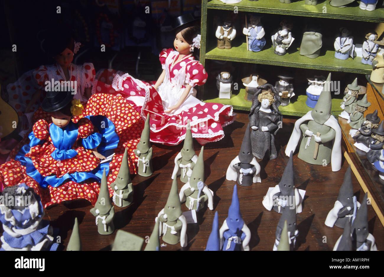Souvenir Shop Ronda Malaga Province Andalusia Region Spain Stock  # Muebles Rondenos En Ronda