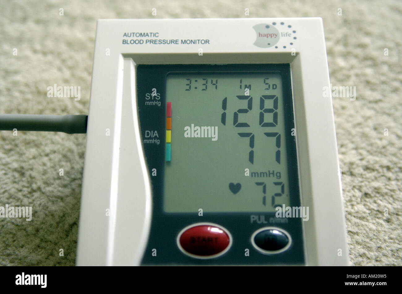 how to get a free blood pressure machine