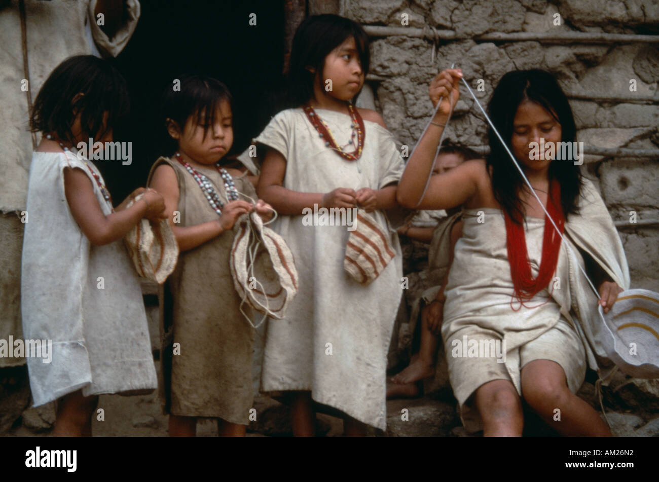 """the role of women in the colombian kogi tribe The kogi represent the most complete surviving civilization of pre-colombian america they are not hunter-gatherers or a wondering tribe they are a nation whose fields have been continuously cultivated for more than a thousand years the kogi believe they are the """"elder brothers,"""" the guardians of life on earth."""