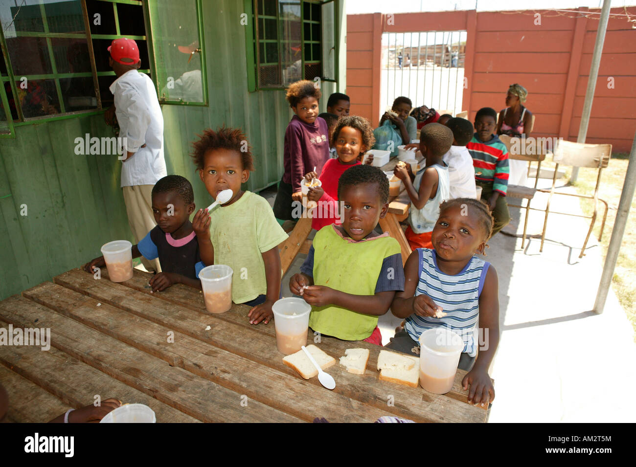 Cape Town South Africa Soup Kitchens