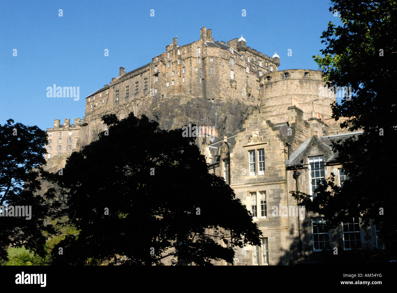 stock edinburgh castle - photo #10