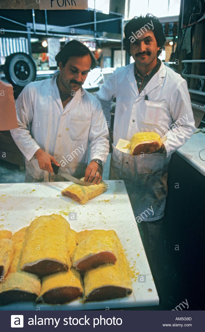 Butchers_cutting_Canadian_bacon_in_the_S