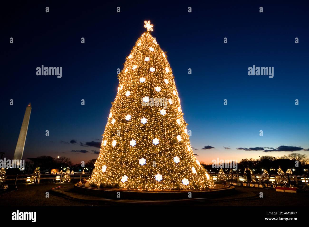 Christmas Tree Washington Part 32 The Tree Lighting Home  - Visiting The National Christmas Tree