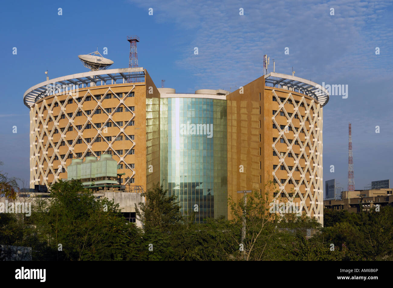 Post Modern building in Hi tech city Hyderabad Andhra Pradesh IndiaPost Modern building in Hi tech city Hyderabad Andhra Pradesh   of Post Modern Buildings In India