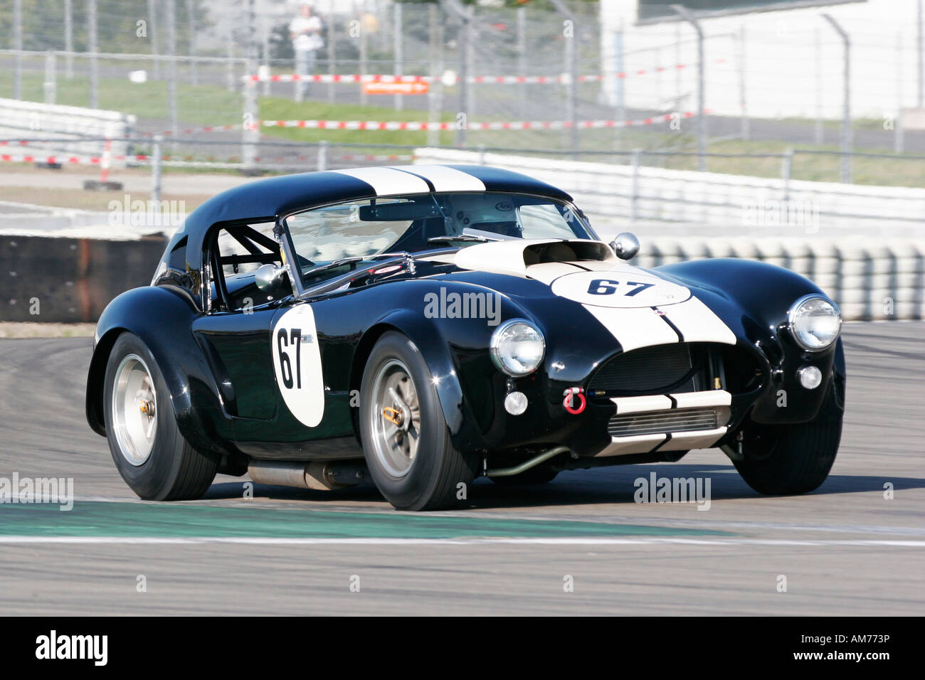 AC Cobra, race model, Vintage cars Grand Prix Nuerburgring 2007 ...