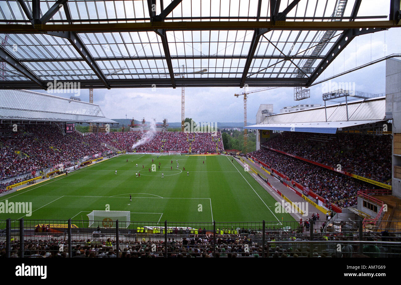 Fritz walter stadion home of fc kaiserslautern football for Mobel in kaiserslautern