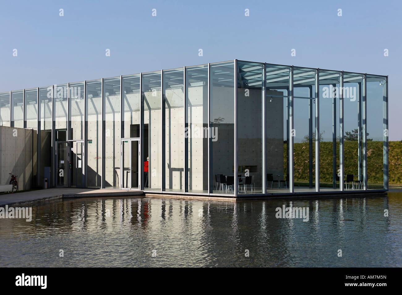 art museum langen foundation former nato missile station. Black Bedroom Furniture Sets. Home Design Ideas