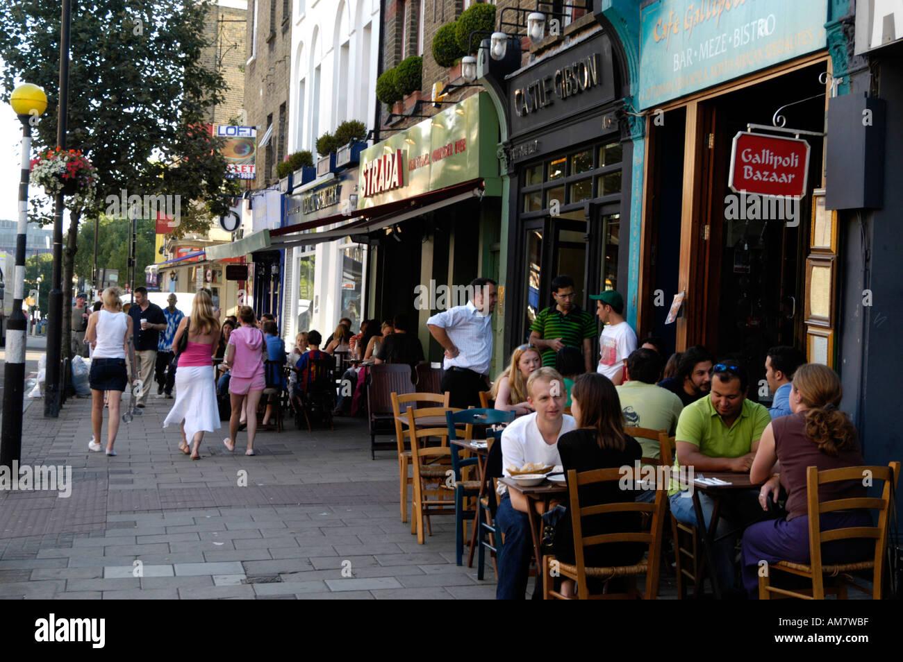 Upper Cuba Street Restaurants