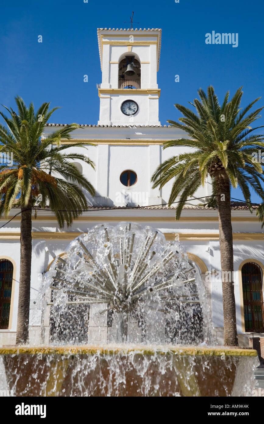 San Pedro de Alcantara Spain  city images : San Pedro De Alcantara Malaga Province Costa Del Sol Spain Plaza De ...