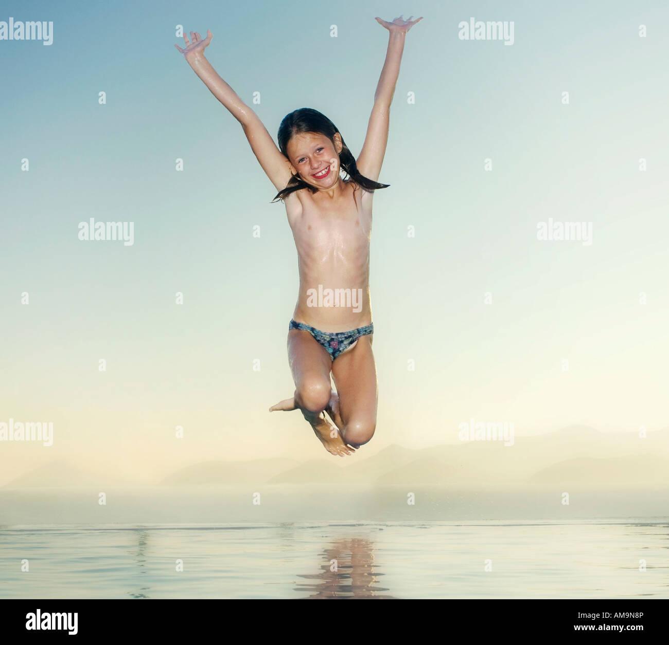young nude bahamas girl