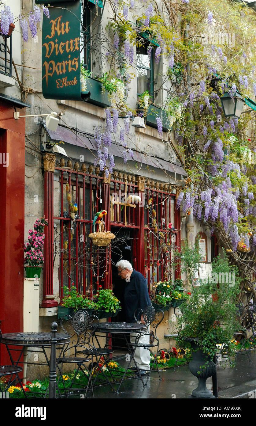 paris vieux historique appartment - photo #21