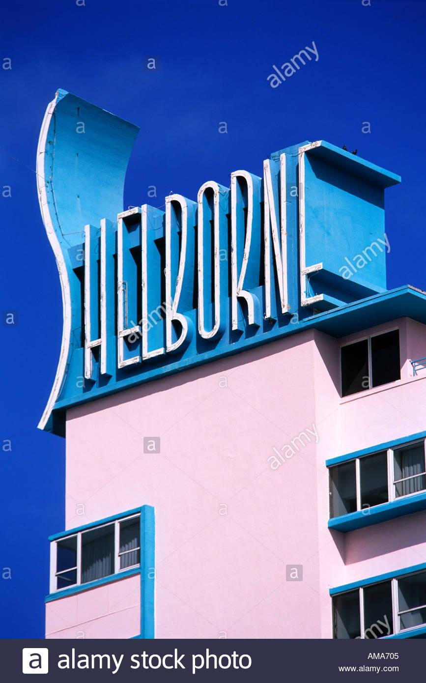 Hotel South Beach Miami Collins Avenue