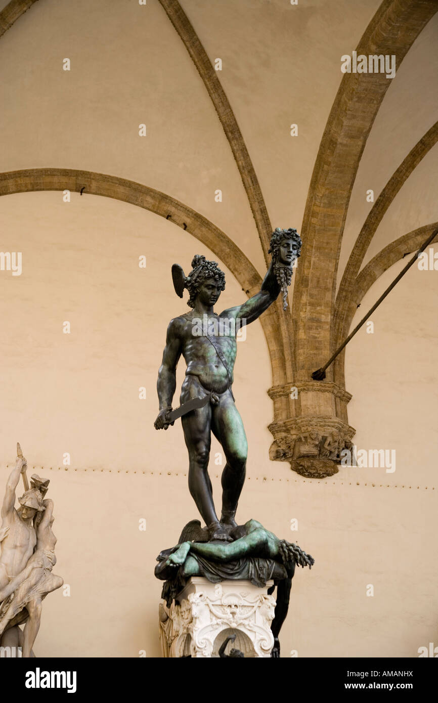 a statue of david and goliath stock photo royalty free image