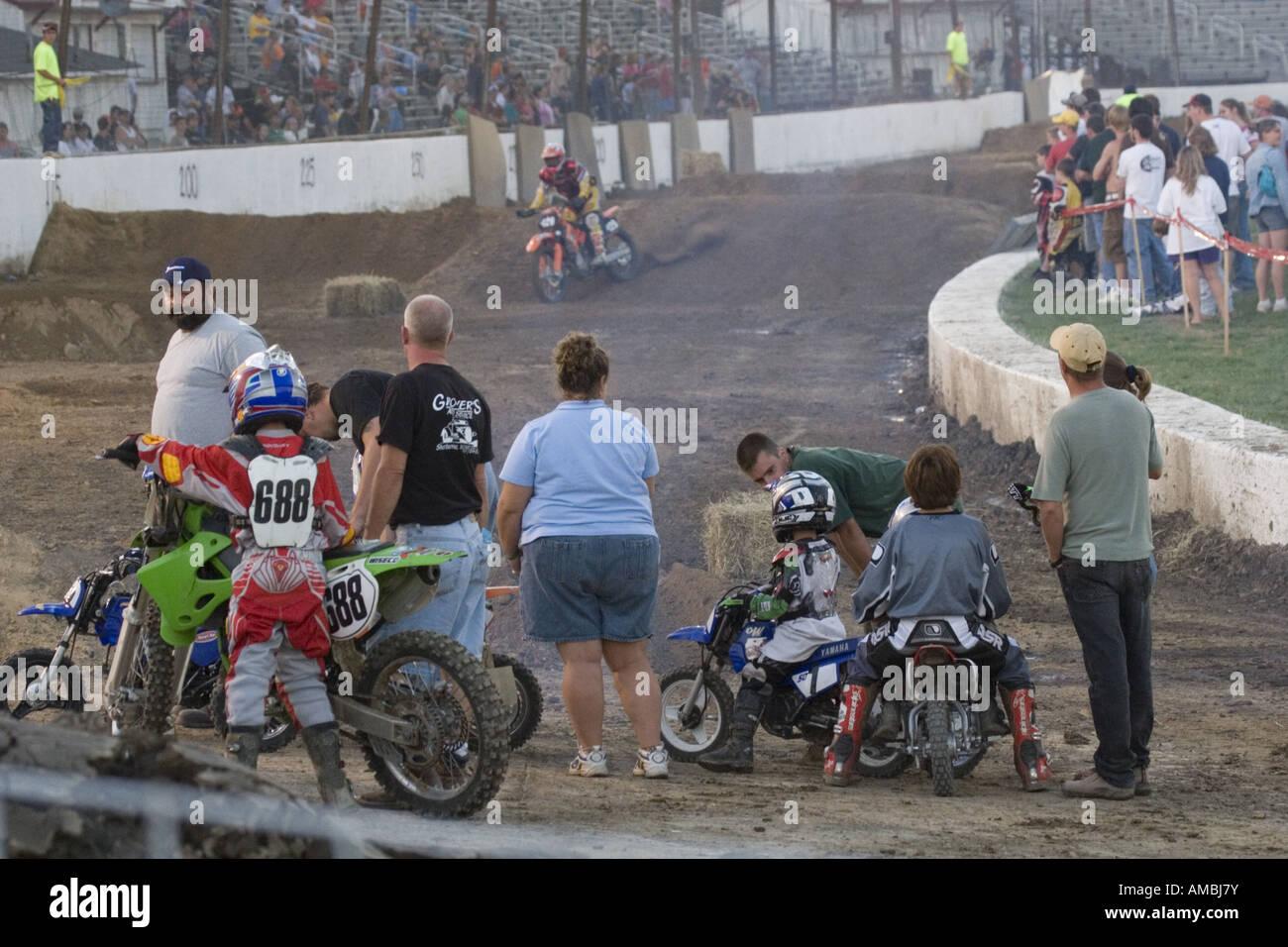 New york montgomery county fonda - Boys Race Motocross Fonda Fair Montgomery County New York
