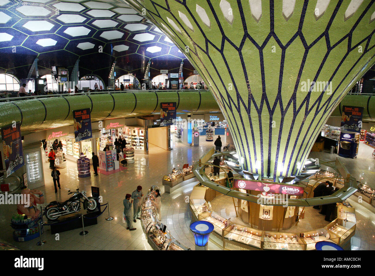 Abu dhabi airport terminal interior uae stock photo for International decor company abu dhabi
