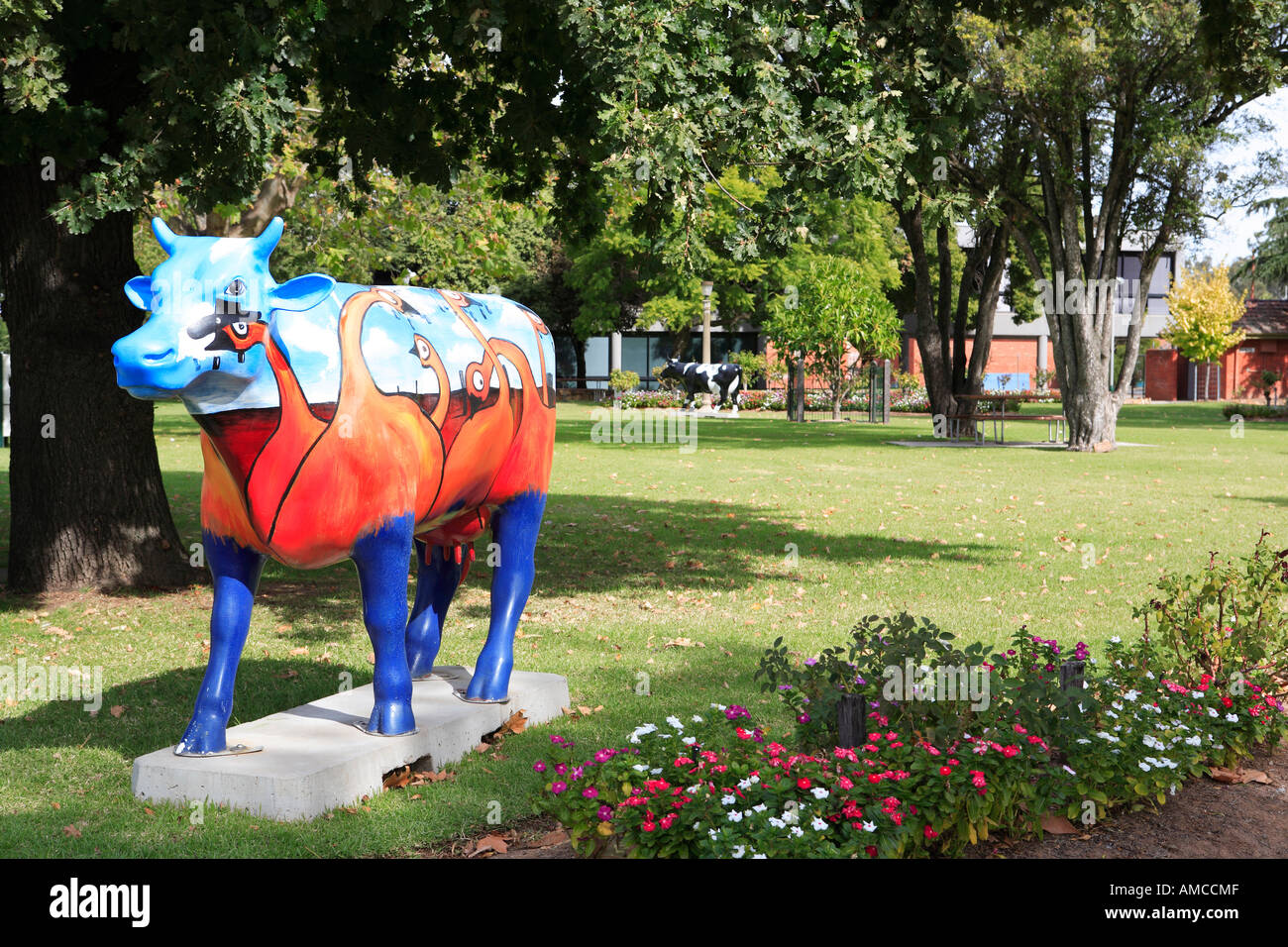 Scenic Fibreglass Sculpture Stock Photos  Fibreglass Sculpture Stock  With Entrancing Interactive Public Art Exhibition Of Painted Fibreglass Cow In Front Of  Regional Art Gallery Shepparton With Alluring Master Gardener Plant Sale Also Holiday Inn Madison Square Gardens In Addition Solar Lights Uk Garden And Busaba Covent Garden As Well As Garden Centres Fareham Additionally Diesel Covent Garden From Alamycom With   Entrancing Fibreglass Sculpture Stock Photos  Fibreglass Sculpture Stock  With Alluring Interactive Public Art Exhibition Of Painted Fibreglass Cow In Front Of  Regional Art Gallery Shepparton And Scenic Master Gardener Plant Sale Also Holiday Inn Madison Square Gardens In Addition Solar Lights Uk Garden From Alamycom
