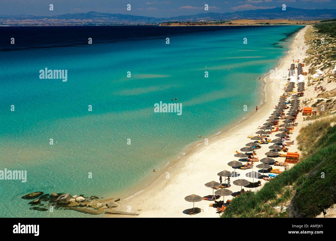 Hotel Sani Beach Chalkidiki Griechenland