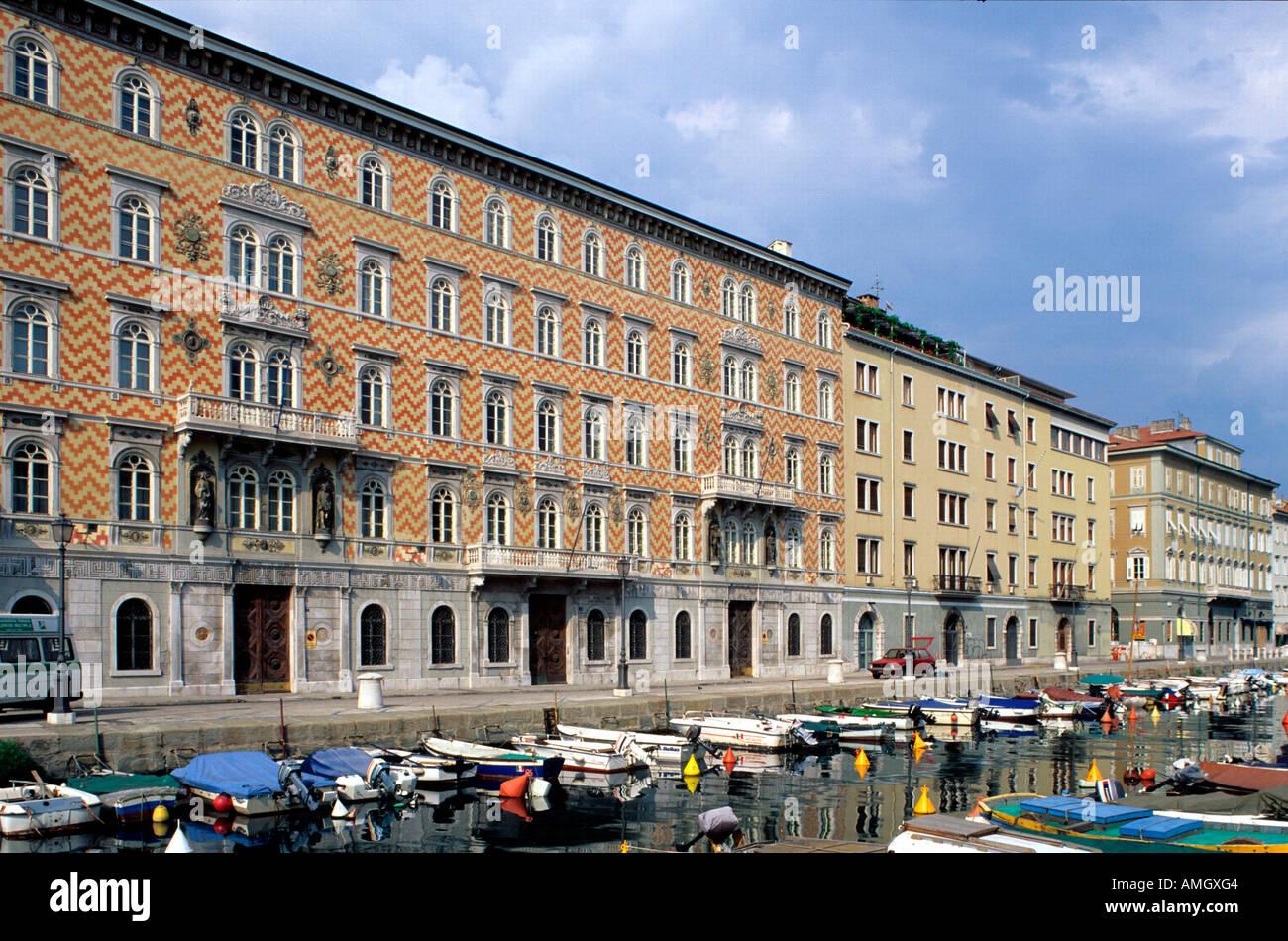Häuser Italien italien veneto julisch venetien friuli friaul triest häuser am