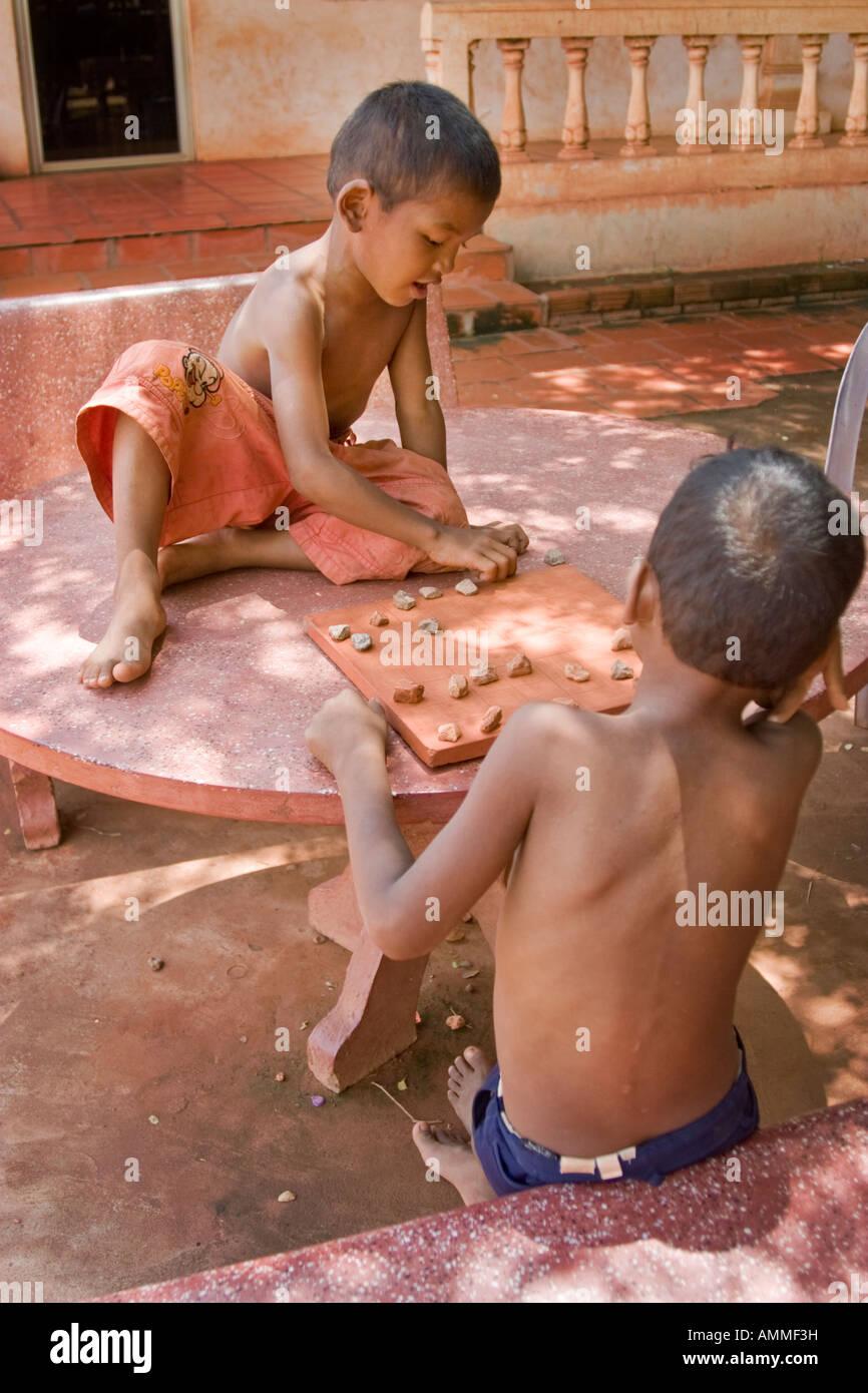 little boy smells big girls feet