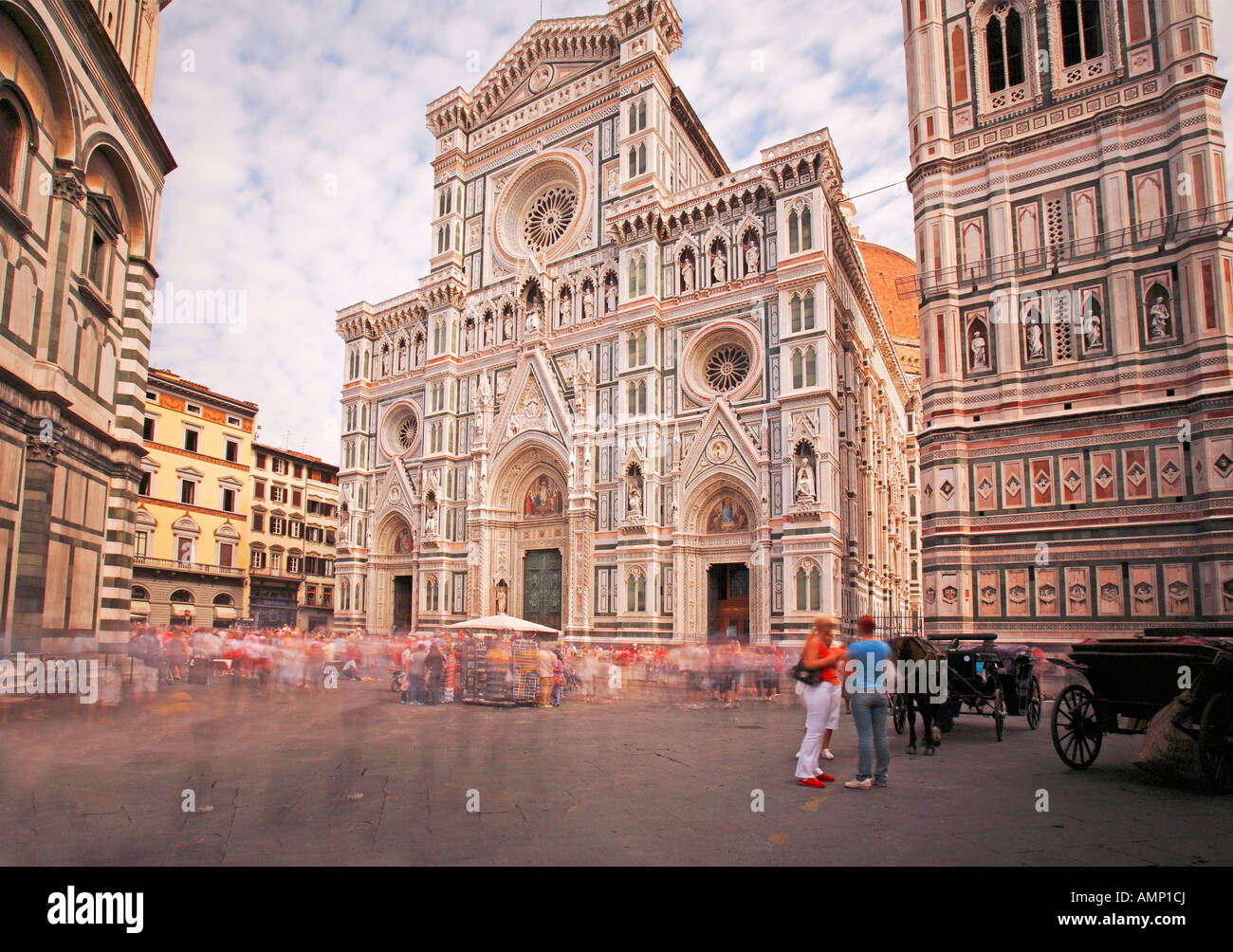 piazza del duomo florence history italy - photo#48
