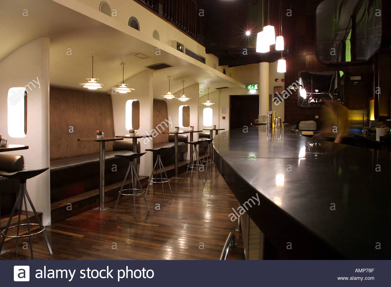 The Interior Ground Floor Of Belfast City Centre Bar And Restaurant The  Apartment