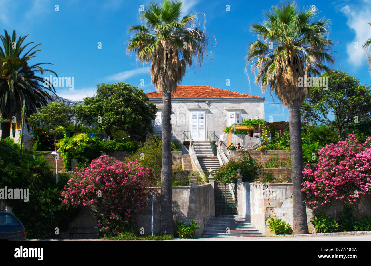 House with flowers house with flowers magnificent two for Beach house designs florist