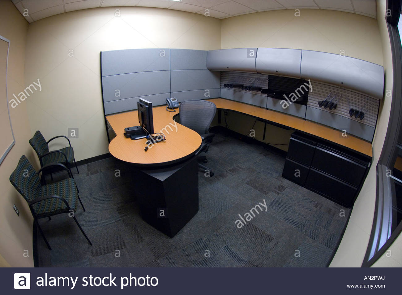 New Office Furniture Installed In Police Station Tucson