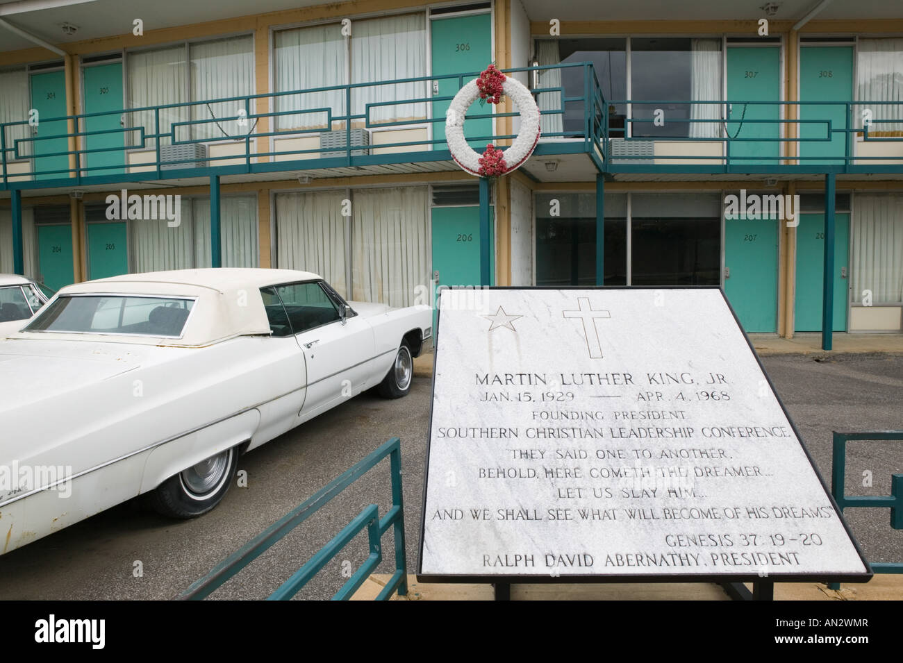 USA Tennessee Memphis National Civil Rights Museum Lorraine - Christian museums in the usa