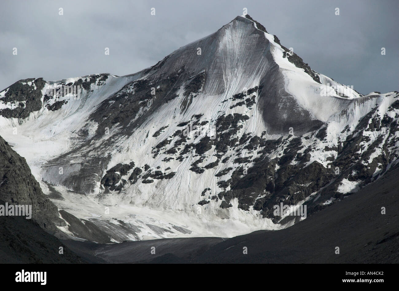 snowy peak the - photo #2