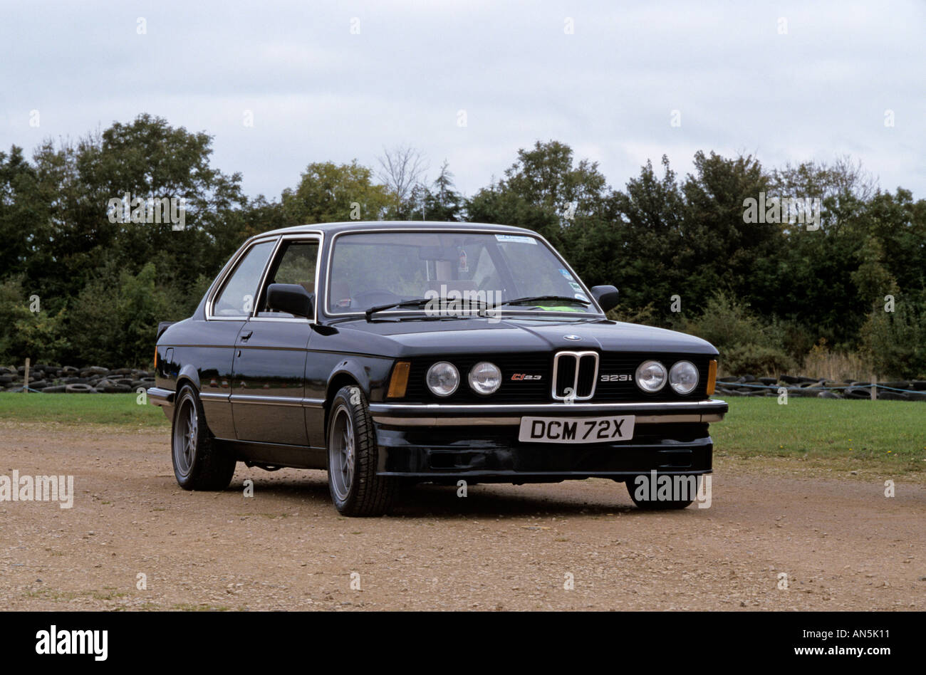 bmw 323i alpina c1 2 point 3 e21 stock photo royalty free. Black Bedroom Furniture Sets. Home Design Ideas