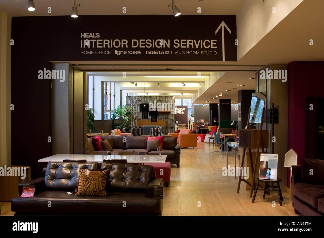 Heals Furniture Department Store - Tottenham Court Road - London ... | heals furniture store