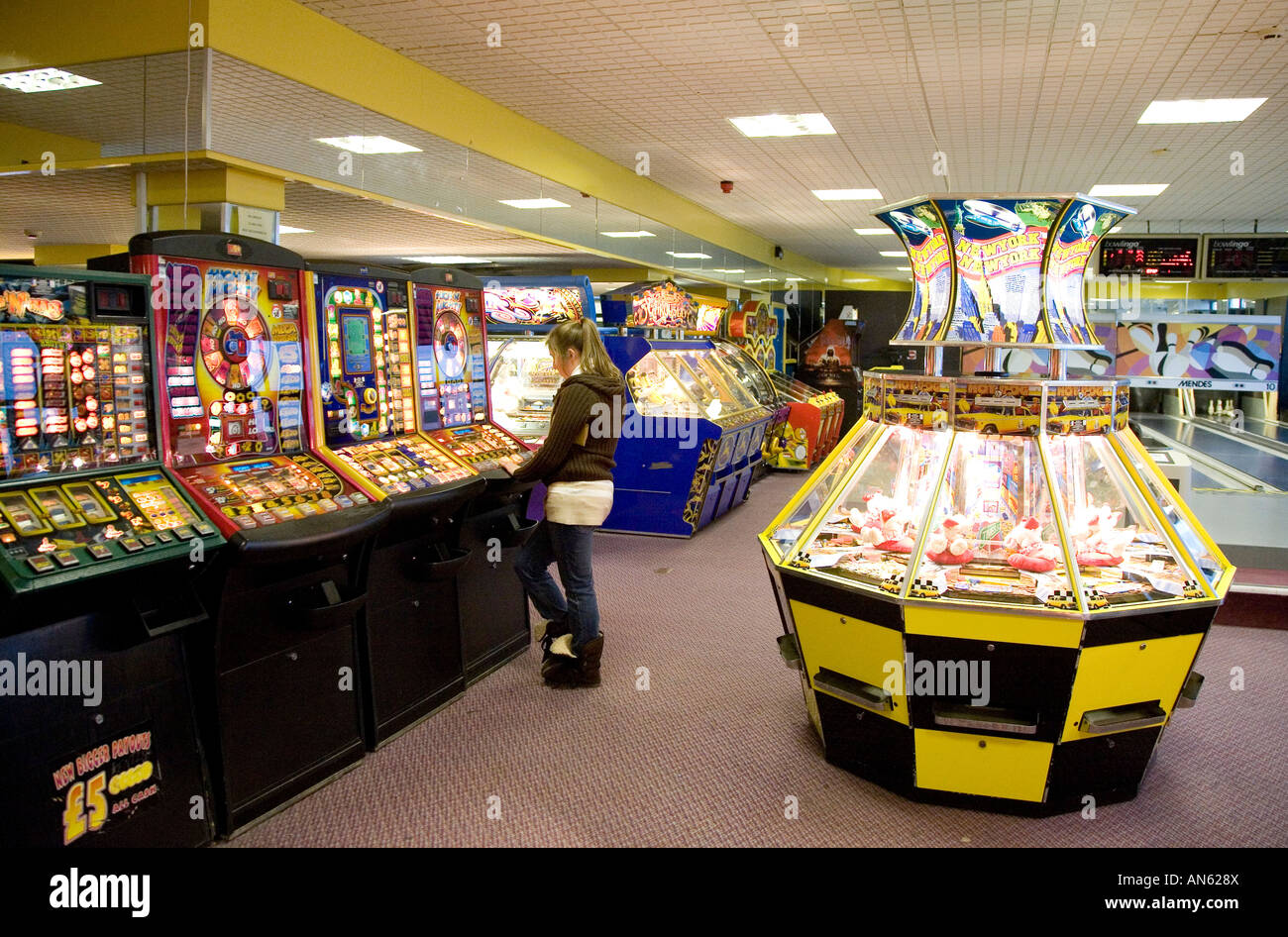 Family amusement arcade - Chilliwack food