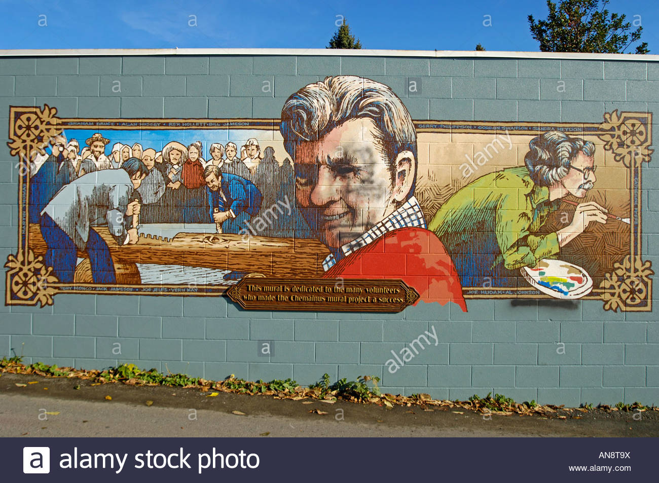 28 wall murals vancouver wall mural vancouver canada wall murals vancouver chemainus outdoor giant wall mural vancouver island