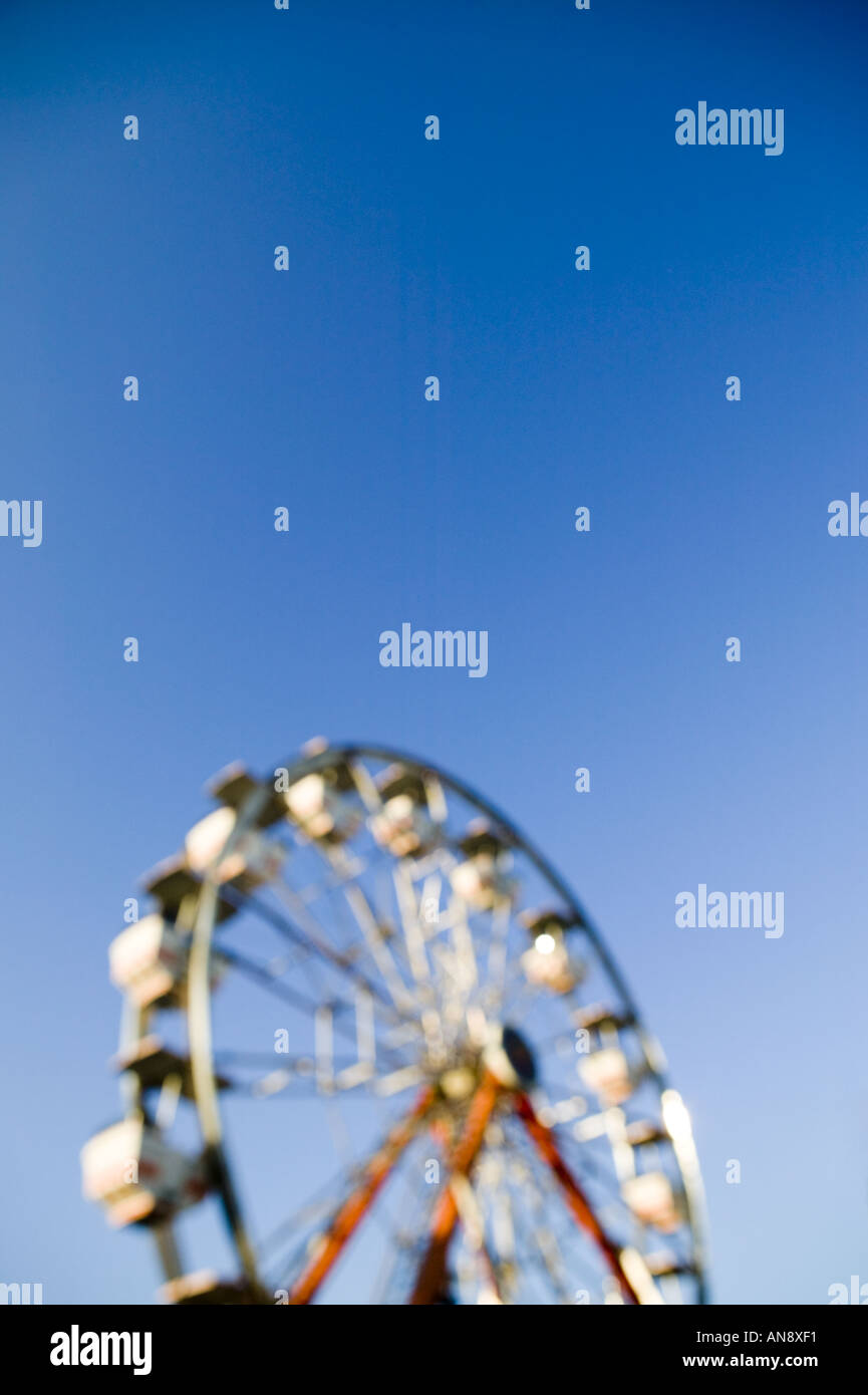 New york montgomery county fonda - Ferris Wheel Blurry Fonda Fair Montgomery County New York