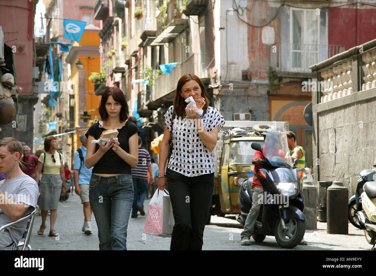 naples italy girls