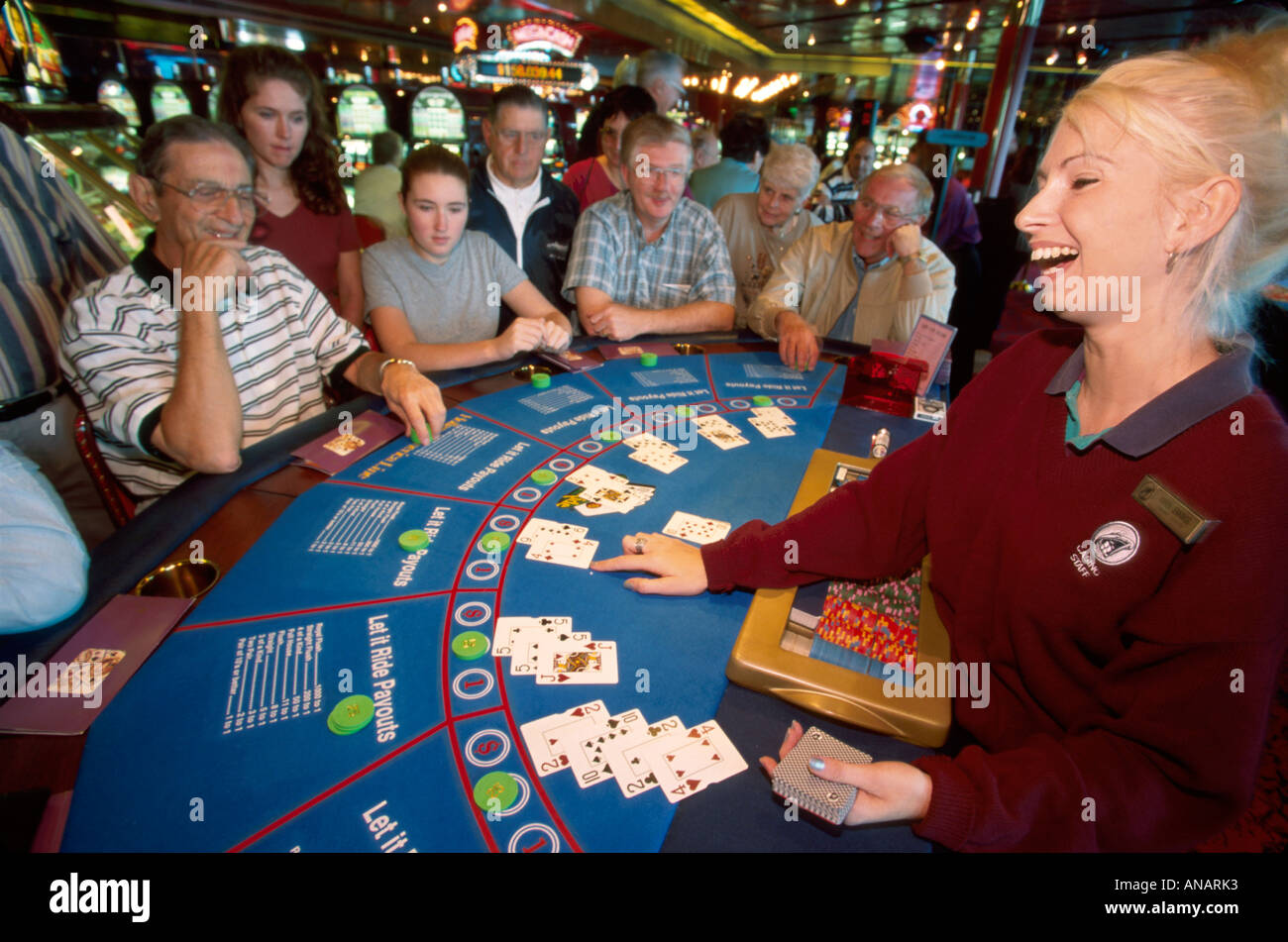 Casino croupier job marlow casino