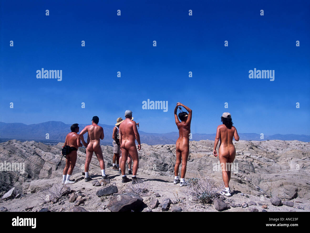 palm springs naked