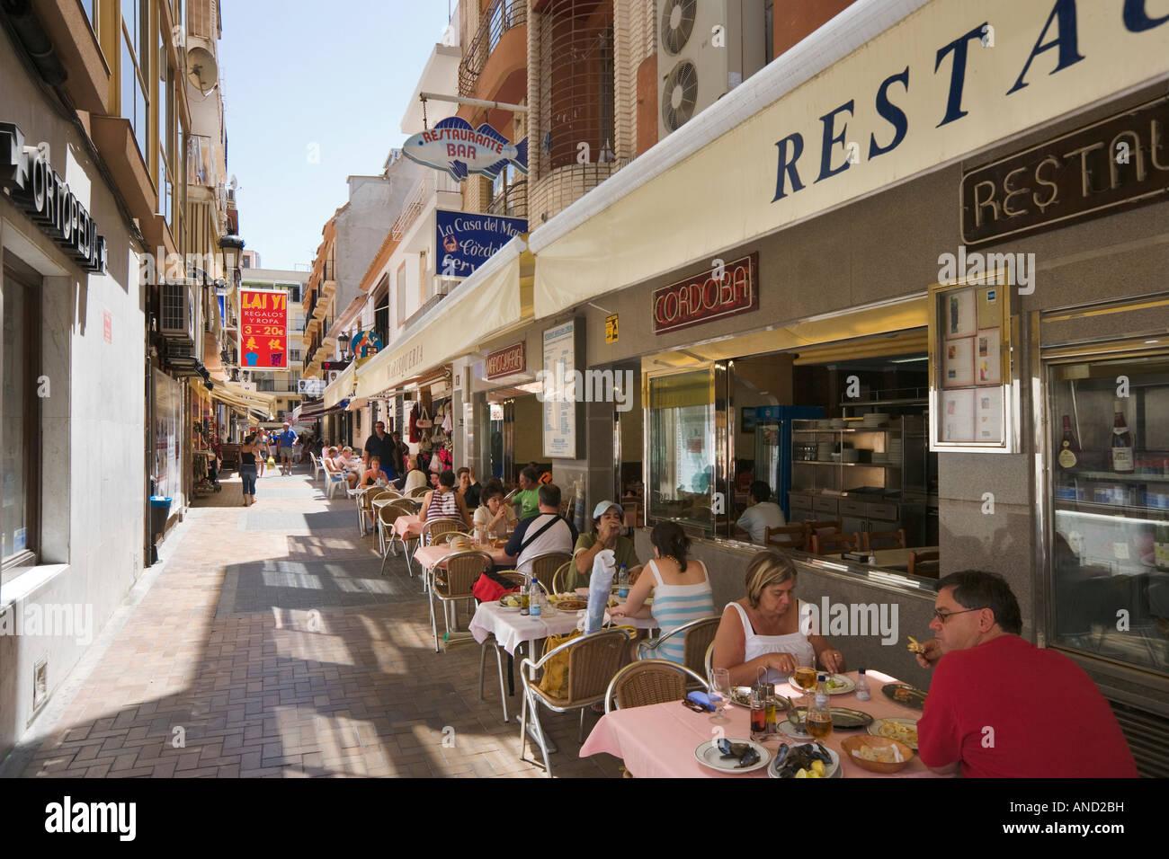 Javea Bars And Restaurants