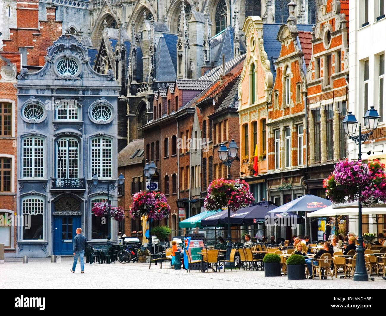 Grote Markt Antwerp Belgium
