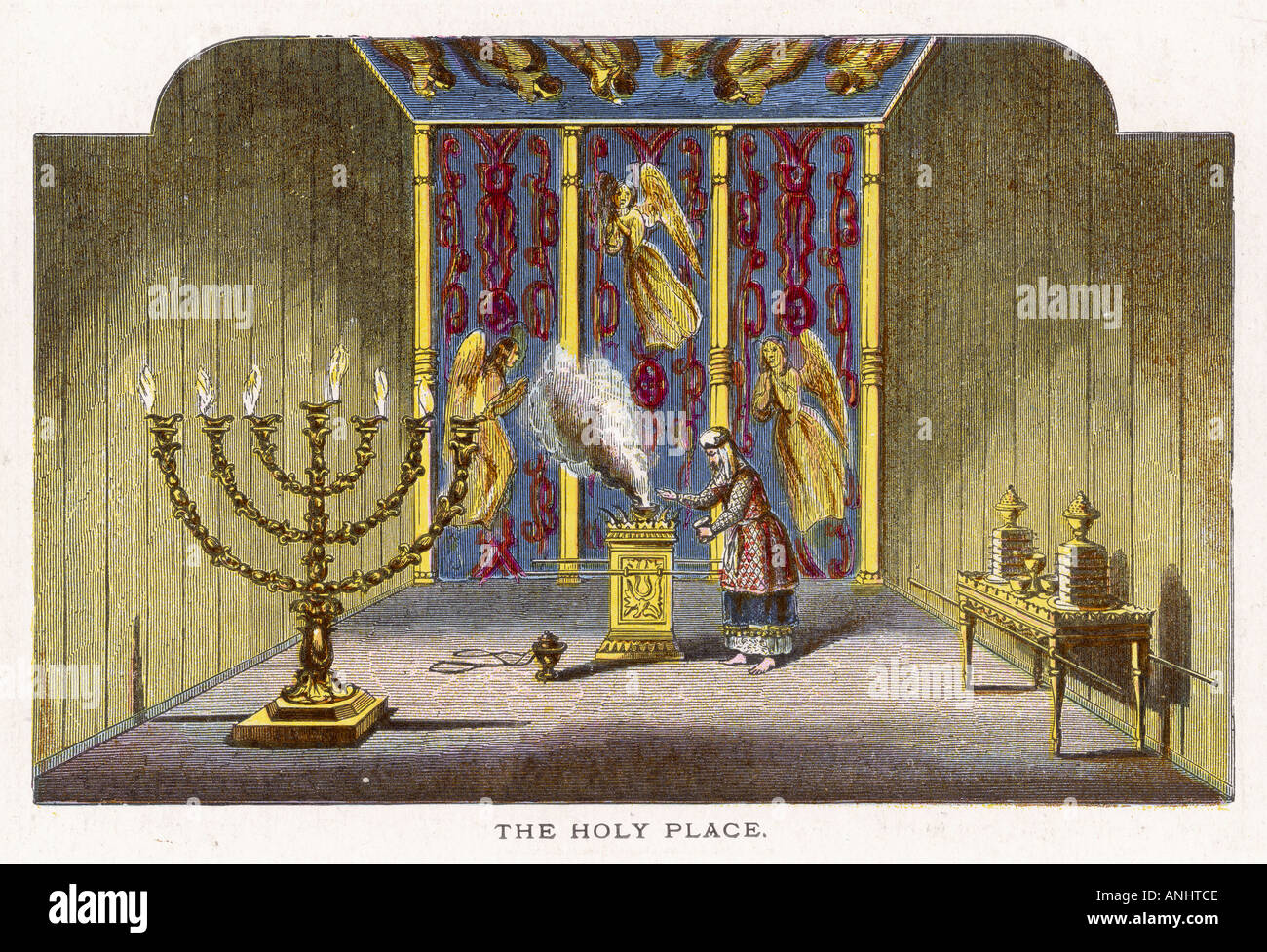 Jewish Holy Place Stock Photo, Royalty Free Image: 5072077 ...