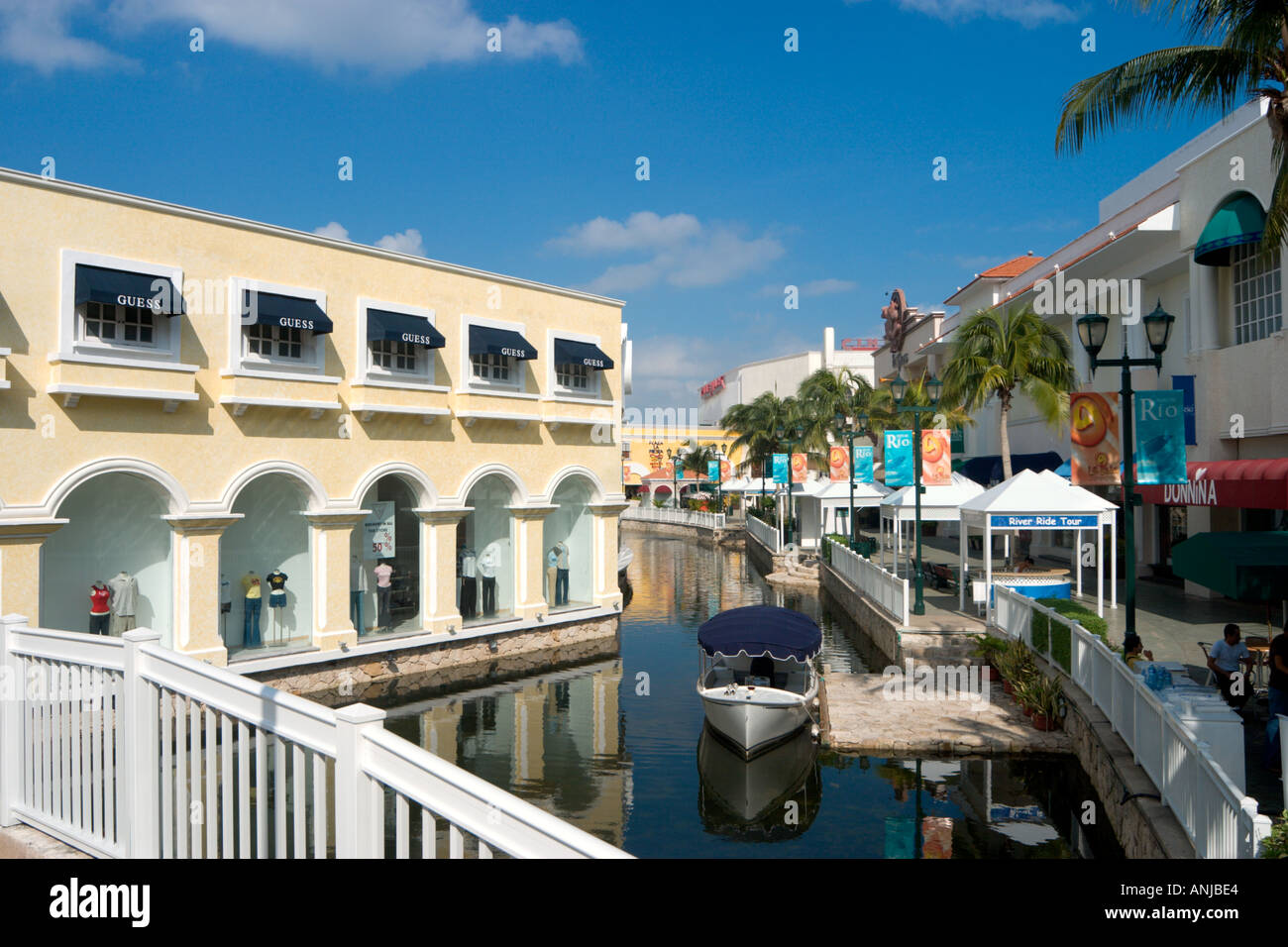 La Isla Restaurants Cancun