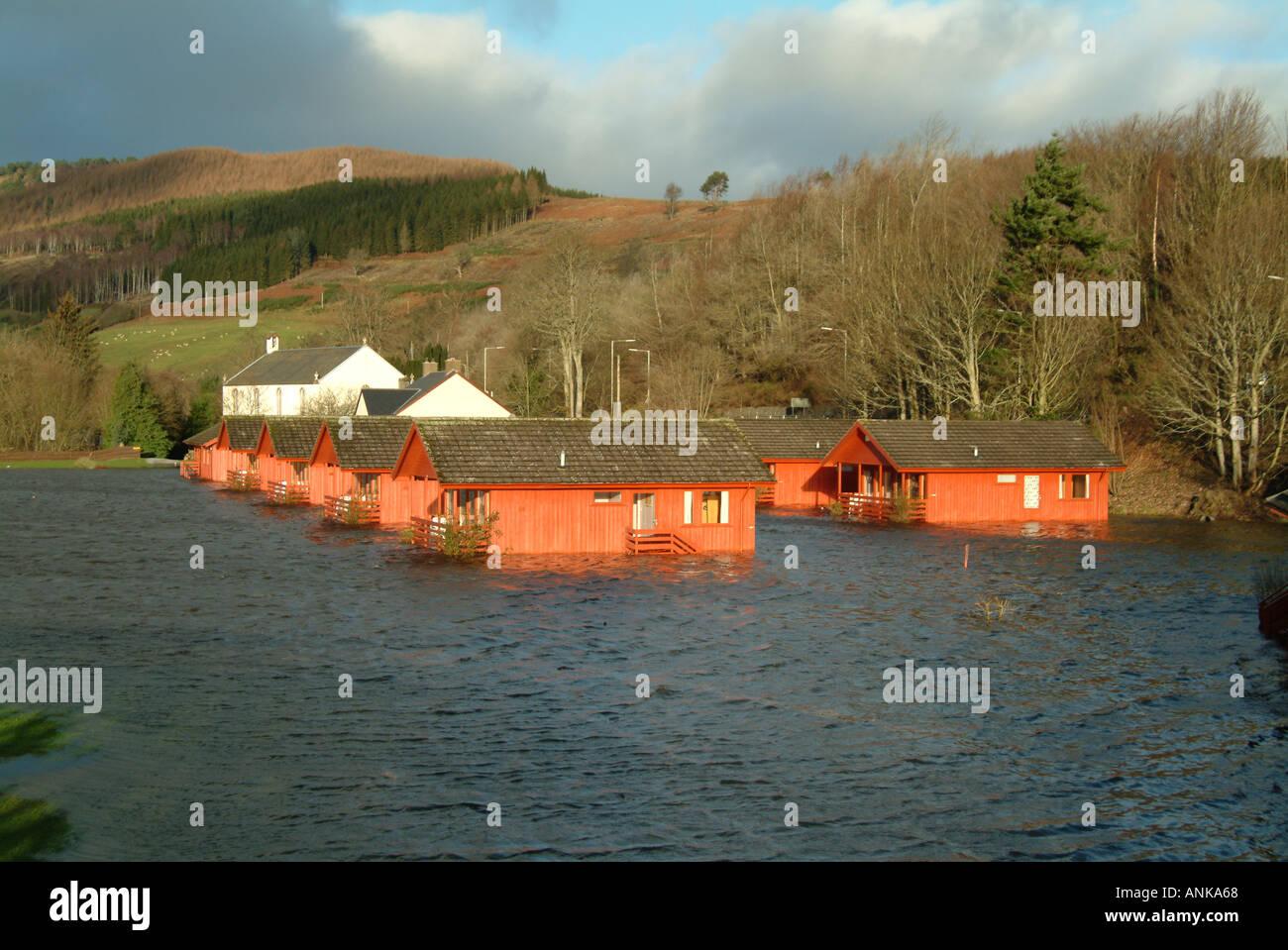 river tay fishing aberfeldy perthshire