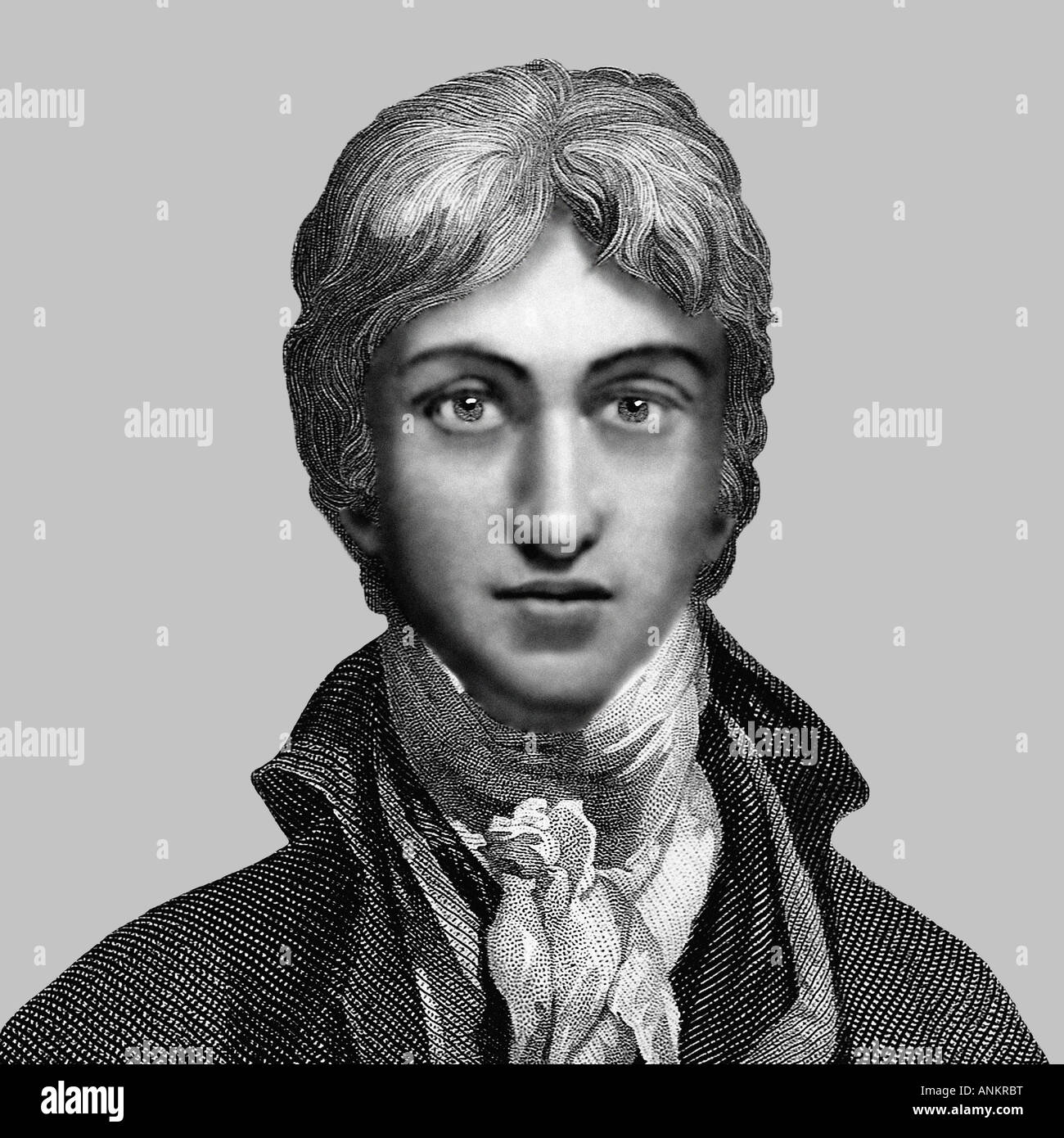 Joseph Mallord <b>William Turner</b> 1775 1851 English Painter Stock Photo - joseph-mallord-william-turner-1775-1851-english-painter-ANKRBT