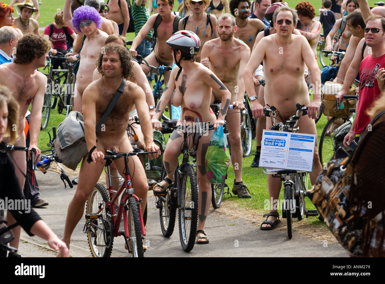 Never too Cyclist naked world truly