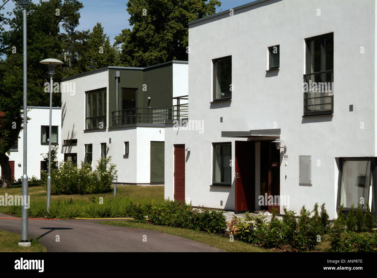 modern swedish houses housing home energy efficient stock modern swedish houses housing home energy efficient scandinavian contemporary building