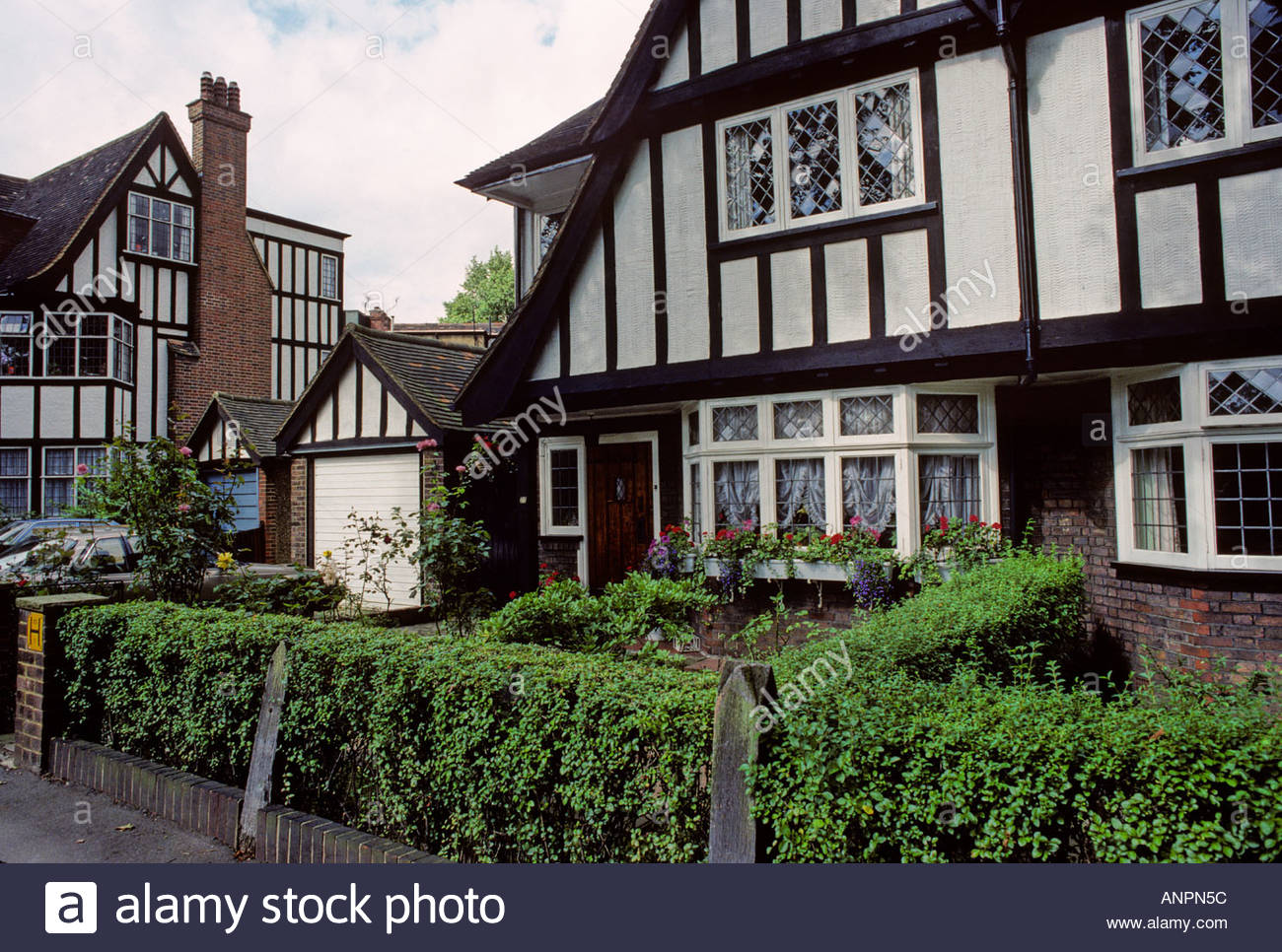 neo tudor style house www galleryhip com the hippest pics