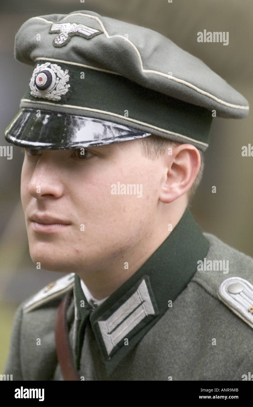 Wehrmacht Officer Stock Photo, Royalty Free Image: 8906250 ...