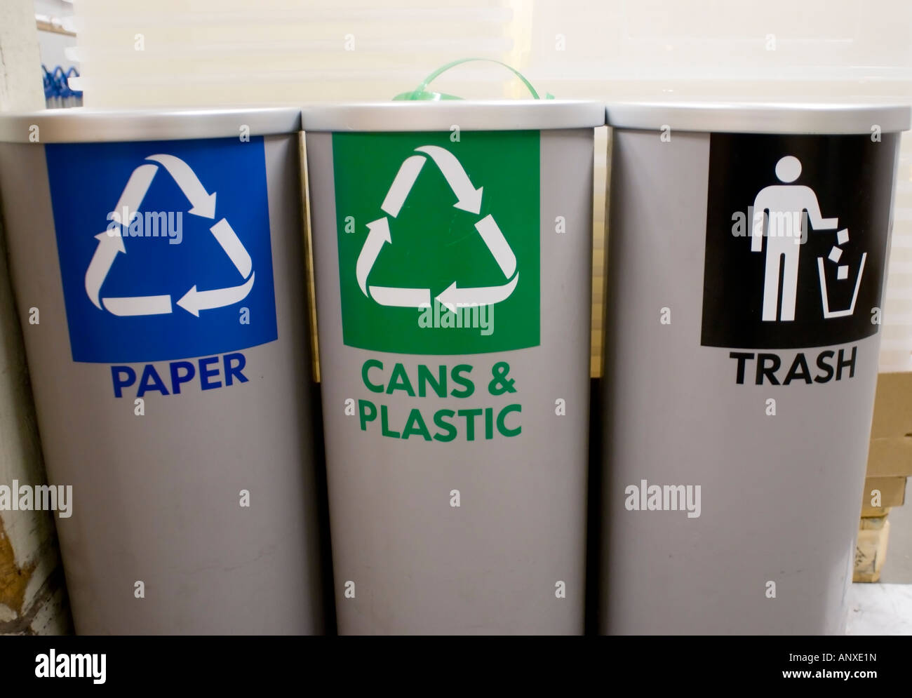 Plastic Recycling Bins For Kitchen